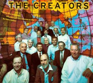 Arpanet creators
