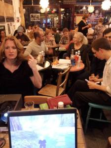 Cafe Scientifique at Cafe Boscanova, Boscombe, Bournemouth