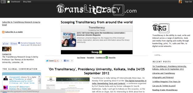 trg website