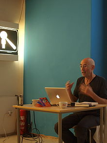 Bob Stein, 2009. Wikipedia http://en.wikipedia.org/wiki/File:Bob_Stein_in_2009.jpg