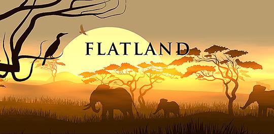 Flatland live wallpaper