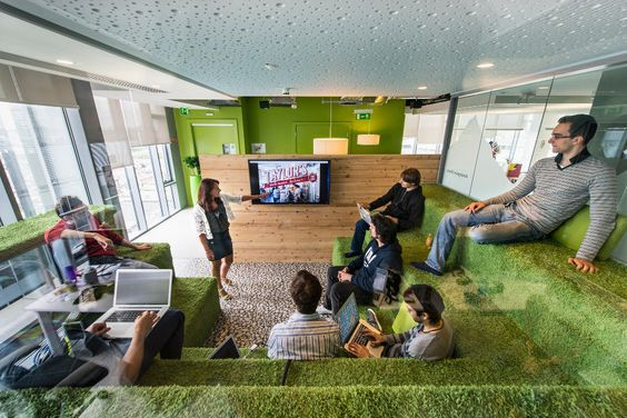 Biophilic Design – the future of work/life balance