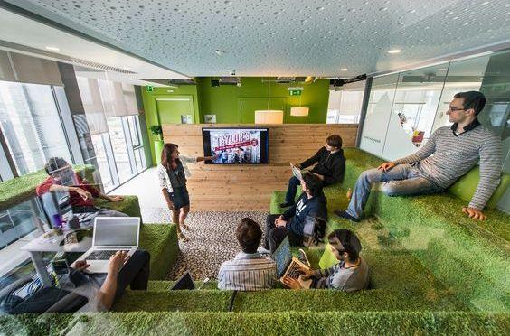 Biophilic Design – the future of work/life balance
