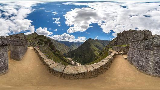 Machu Picchu VR
