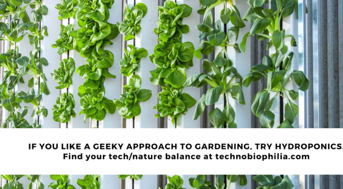 TIP: If you like a geeky approach to gardening…