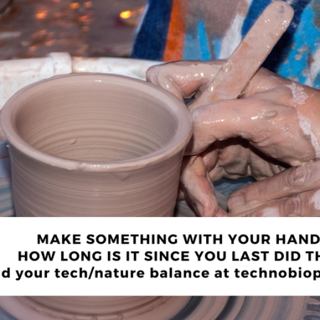 make something with your hands