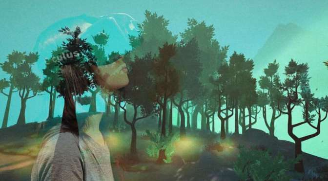 Becoming A Tree In Virtual Reality