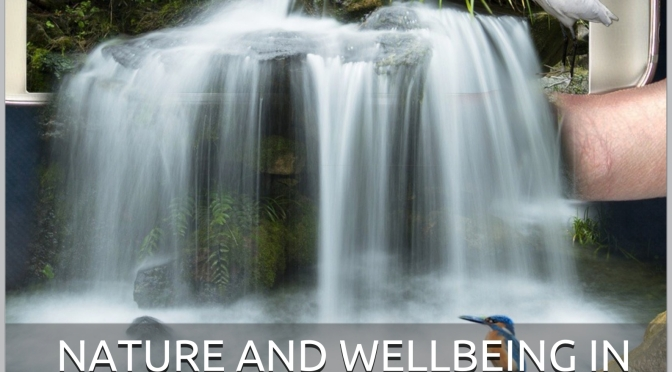 New jackets for 'Nature and Wellbeing in the Digital Age'